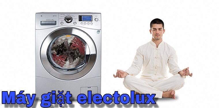 sửa máy giặt electolux